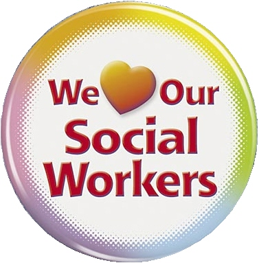 All our social workers thank you march is social work month